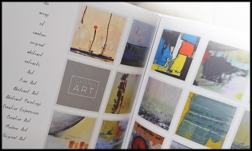 Curtis Reid Art Publication